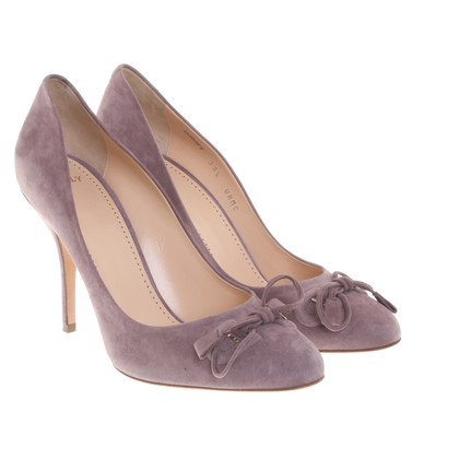 Bally pumps Suede