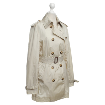 Burberry Trench in crema