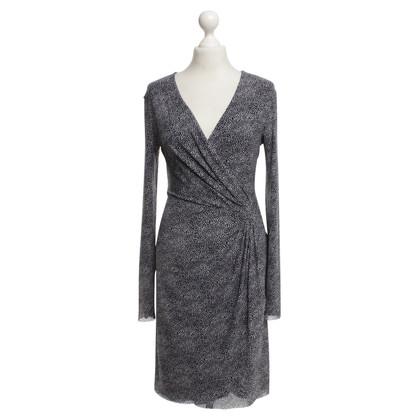 Steffen Schraut Kleid mit Muster