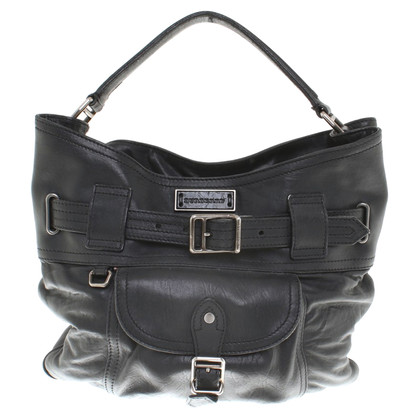 Burberry Borsa a spalla in nero