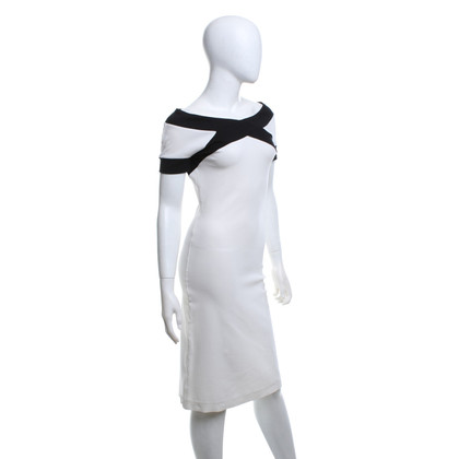 Narciso Rodriguez Dress in black and white