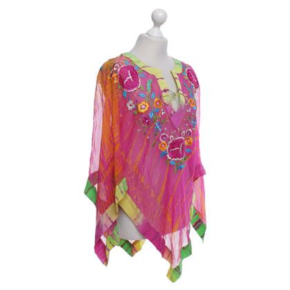 Tashia London tunique multicolore