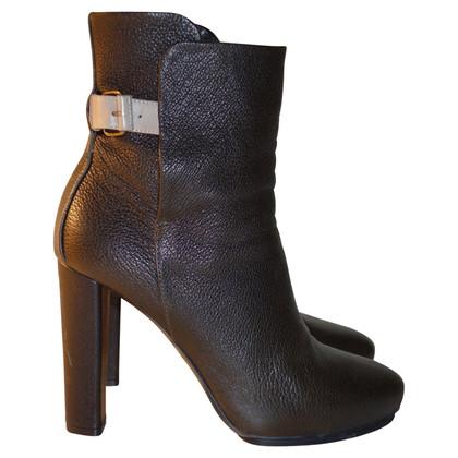 Balenciaga Plateau ankle boots