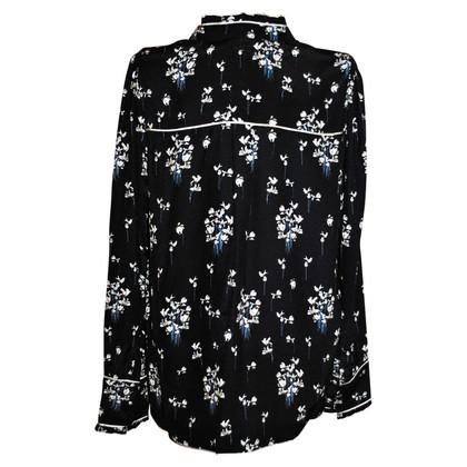 Erdem silk blouse