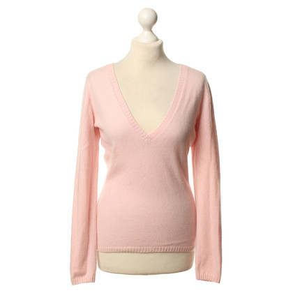 FTC Cashmere sweaters in pink