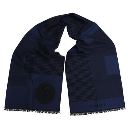 Versace wollen sjaal