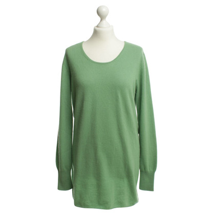 FTC Kaschmil sweater in Apple green