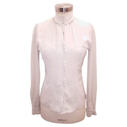 Valentino Zijden blouse