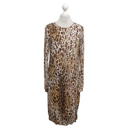 Wunderkind Robe imprimée léopard