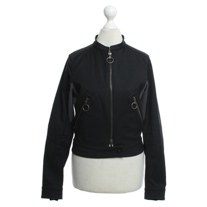Prada Biker jacket in black