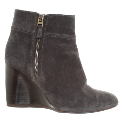 Lanvin Ankle boots from suede