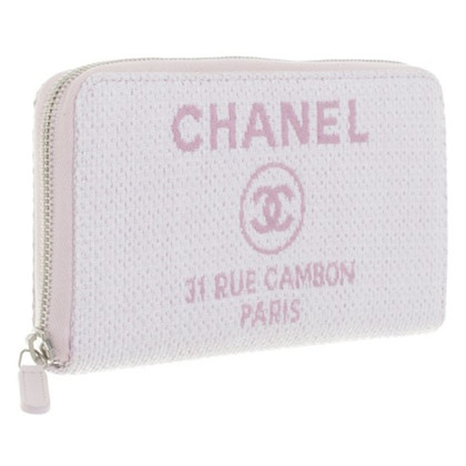 Chanel Portemonnaie in Rosa
