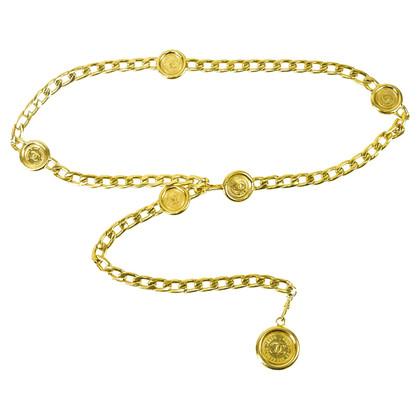 Chanel Cintura a catena con i seguaci di monete