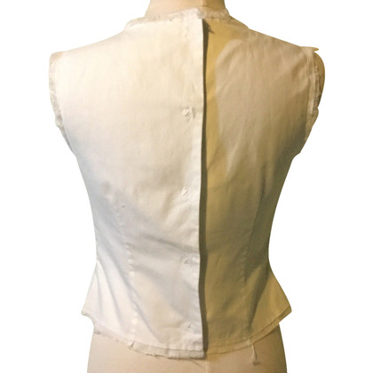 Maison Martin Margiela Top made of cotton