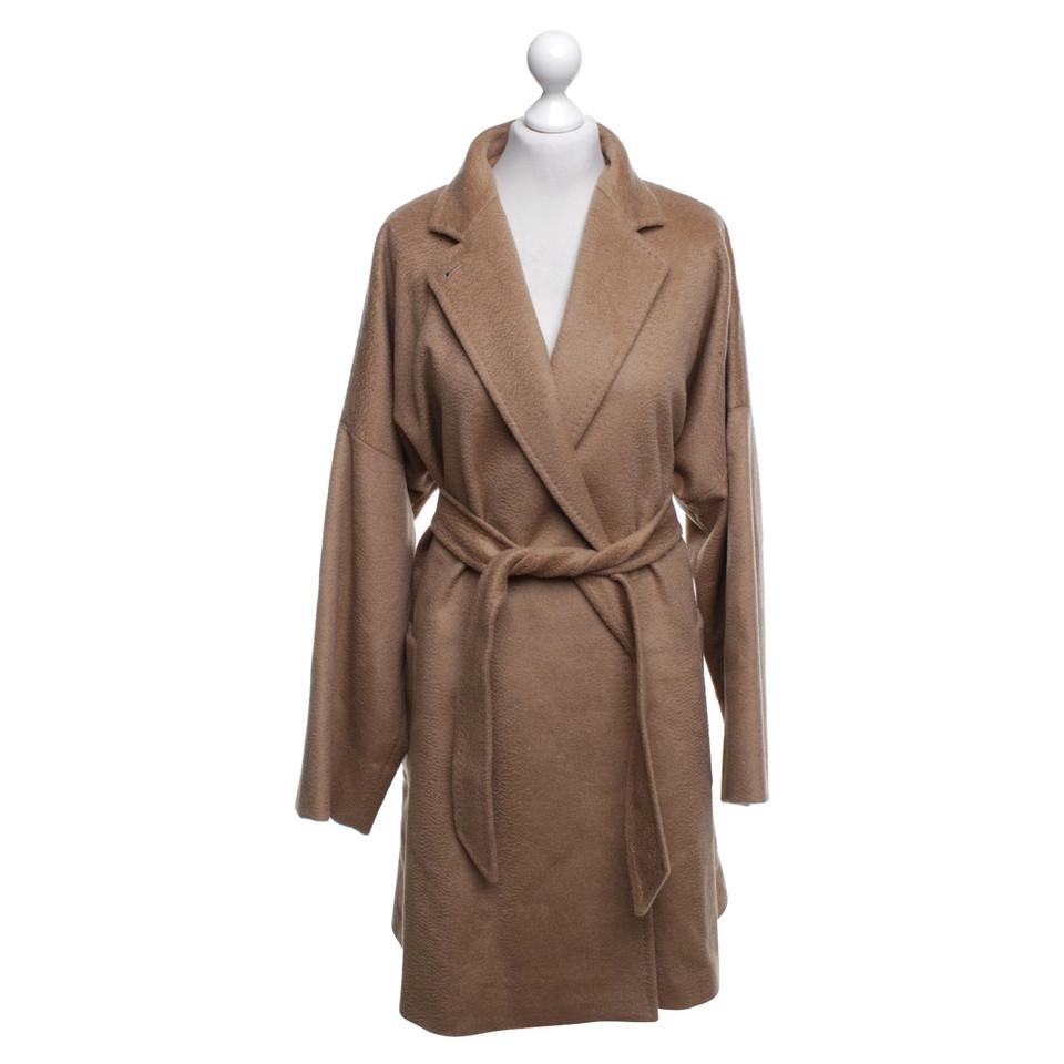 max mara manteau de poil de chameau acheter max mara manteau de poil de chameau second hand d. Black Bedroom Furniture Sets. Home Design Ideas