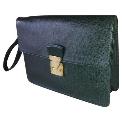 Louis Vuitton Kourad Taiga clutch