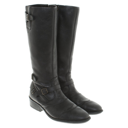 Belstaff Laarzen zwart, maat 39