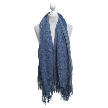 Closed Silk scarf