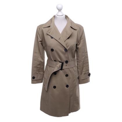 Twin-Set Simona Barbieri Trench coat in beige