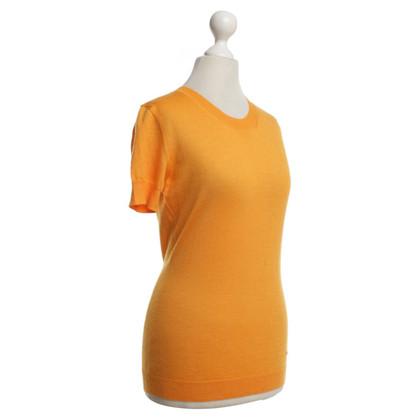 Versace T-shirt in orange