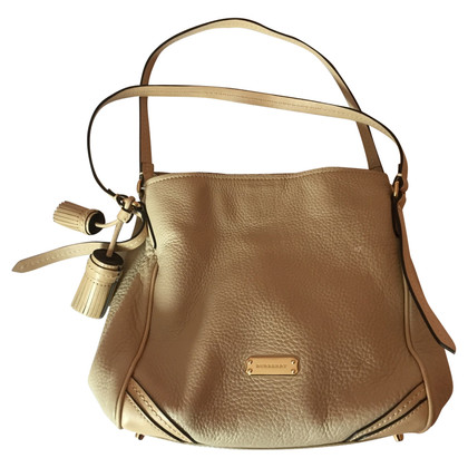 Burberry borsa in pelle