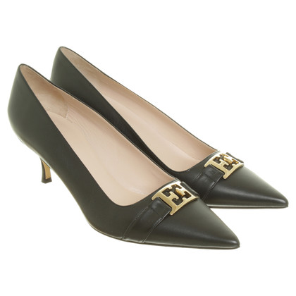 Escada Kitten heels in black