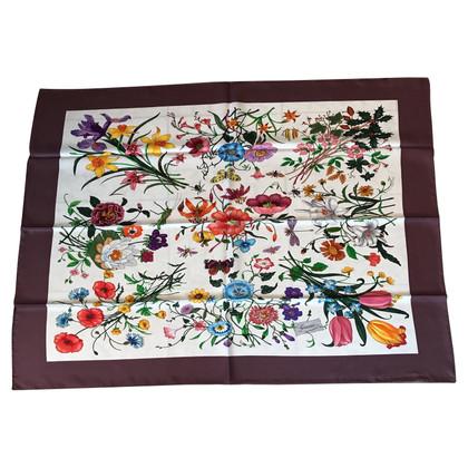Gucci Gucci foulard flora