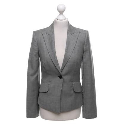 Alexander McQueen Houndstooth blazer pattern