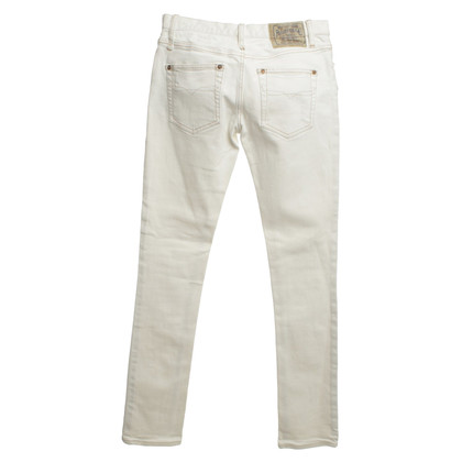 Ralph Lauren Jeans in Weiß