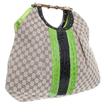 Gucci Bag with GG pattern