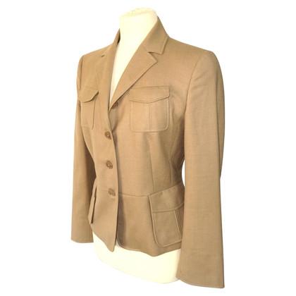 Akris lana giacca