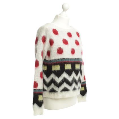 Twin-Set Simona Barbieri Colorful sweater