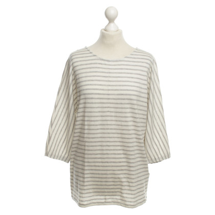 Allude Striped sweater