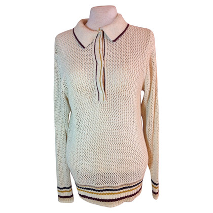 Isabel Marant Etoile Jumper with lace pattern