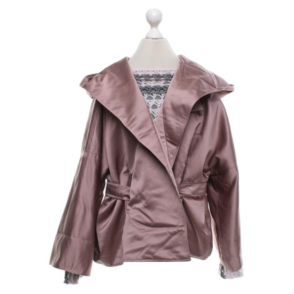 Giorgio Armani 3-piece set in blush pink / grey