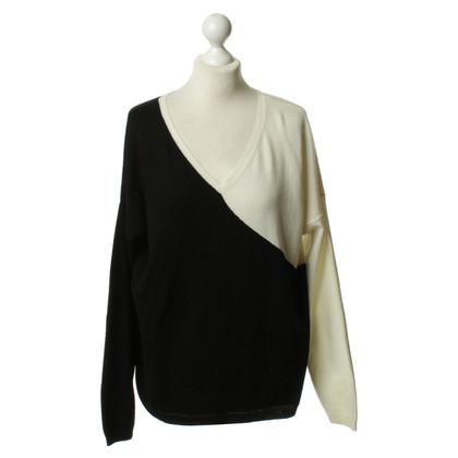 Iris von Arnim Combinazione di maglione e sciarpa