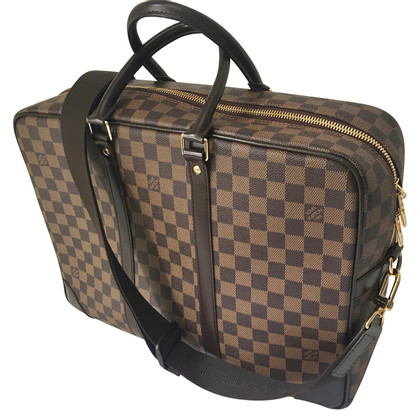 Louis Vuitton Laptop bag from Damier Ebene Canvas