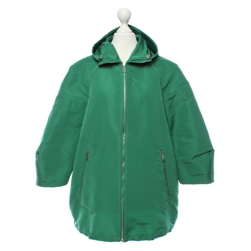 d488cdc842ba Moncler Jacket in green - Second Hand Moncler Jacket in green buy ...