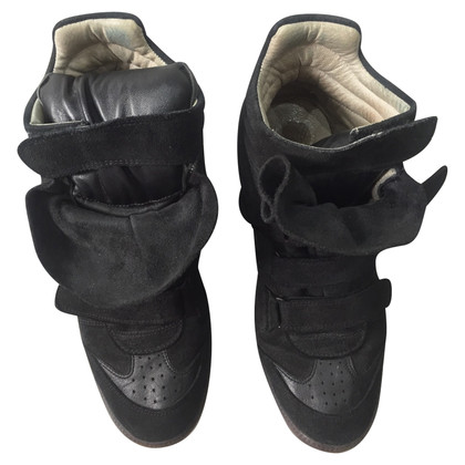 Isabel Marant Etoile cunei della scarpa da tennis