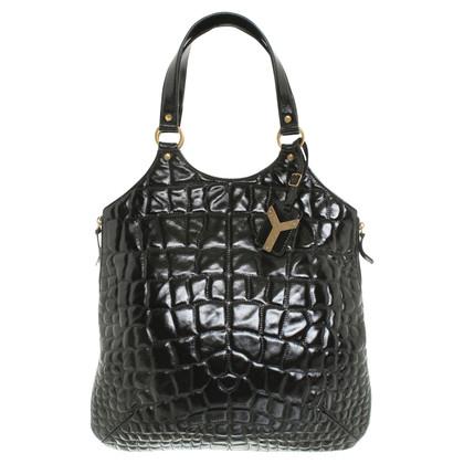 Yves Saint Laurent Tote Bag in Schwarz
