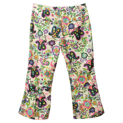 By Malene Birger Pants with pattern print