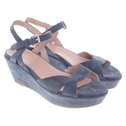 Stuart Weitzman Sandals with platform sole