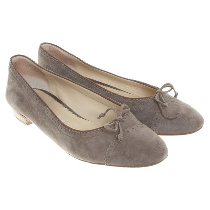 Konstantin Starke Ballerinas in grey