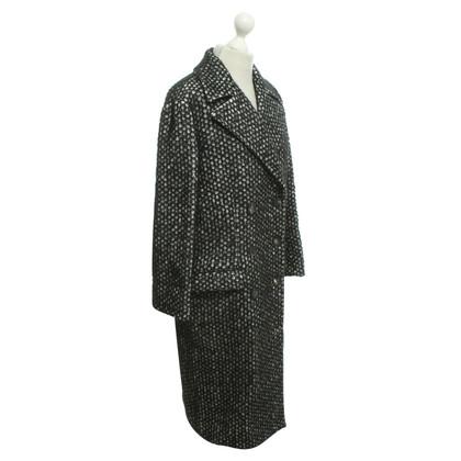 Bottega Veneta Coat met patronen