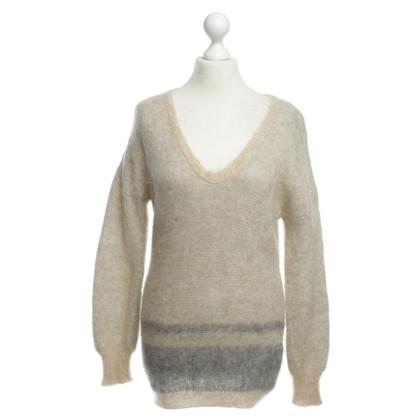 Chloé Knit sweater in beige