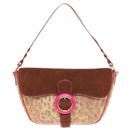 D&G Handtasche im Animal-Design