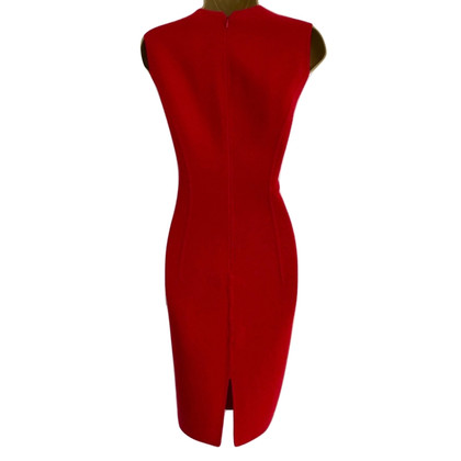 Céline Dress in red