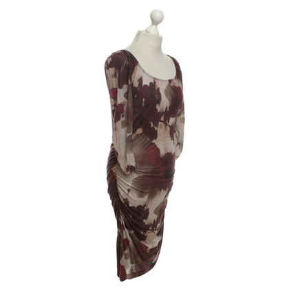 René Lezard Flower Dress