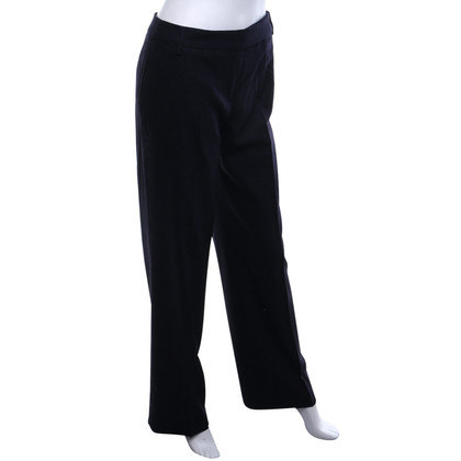 Windsor trousers in black