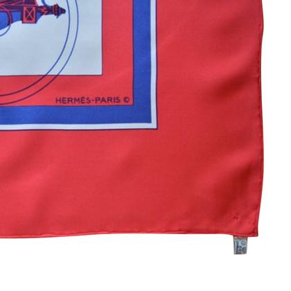 Hermès Ex-Libris Schal by Hugo Grykcar